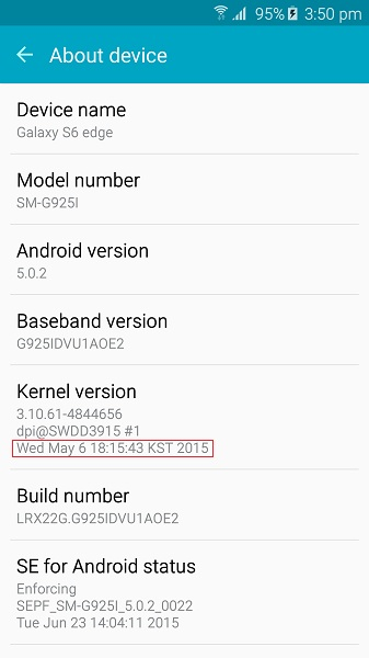 Galaxy-S6-Edge-Kernel-Build-Date